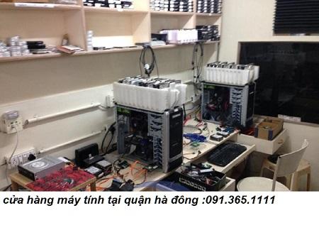 cửa hàng máy tính hà đông