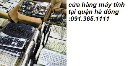 cửa hàng máy tính tại hà đông